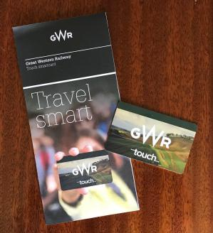 GWR Touch Card